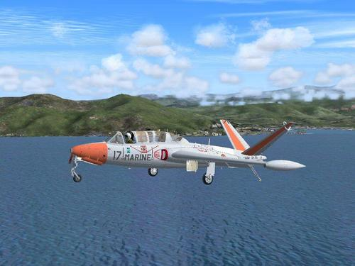Fouga Zéphyr CM175 v1.1 FS2004