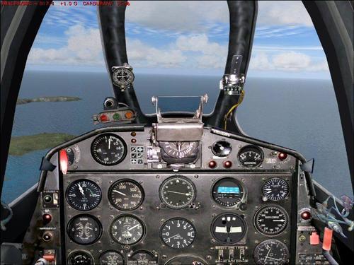 Fouga Zephyr CM175 v1.1 FSX