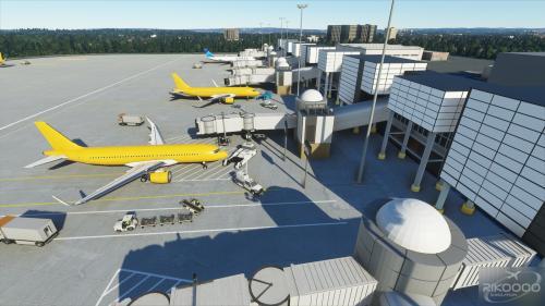 Gatwick Havaalanı EGKK Ultra MSFS 202