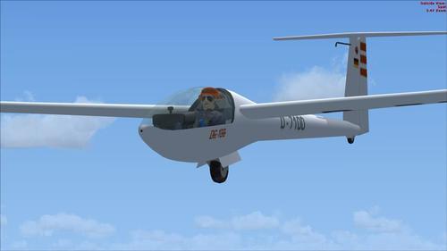 Glaser-Dirks DG-101 G FSX
