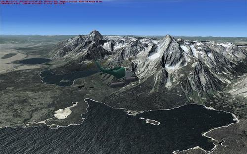 Grand National Park Grand Teton - feno FSX  &  P3D