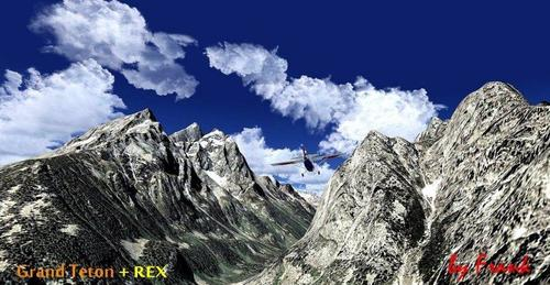 Grand Teton National Park - Full pack FSX & P3D