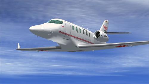 Grob SPN Umfelandawonye Jet FSX v3.1.3