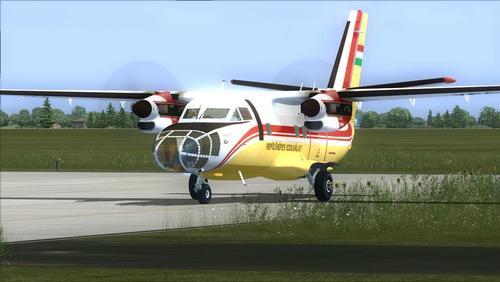 PWDT Let L-410 Turbolet FS2004