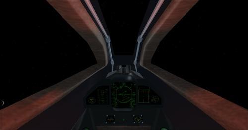 HALO 4 YSS-1000 Sabre Starfighter FSX & P3D