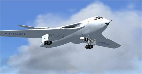 Handley-Page Victor FSX & P3D & FS2004