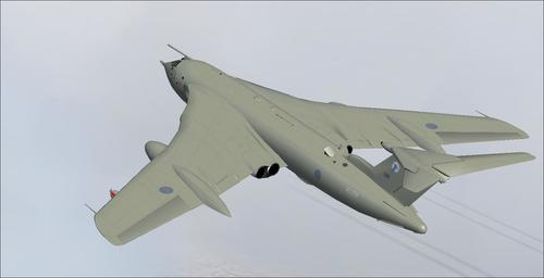 Handley-Page Victor K.2 FS2004