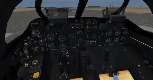 Hawker Hunter Trainers FSX