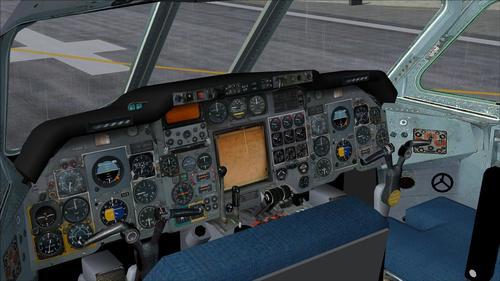 Hawker Siddeley Trident FS2004