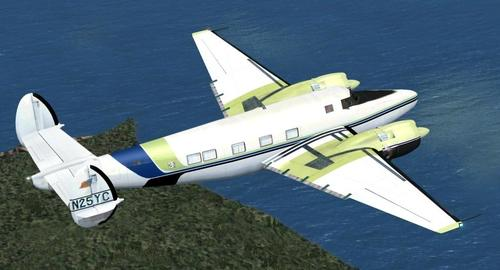 Howard 500 FSX Nadiu FSX  &  P3D