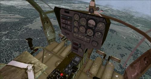 Hughes OH-6 Series FSX