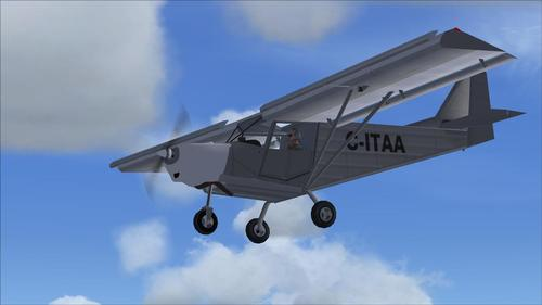 ICP Savannah Version 3.7 kwa FSX