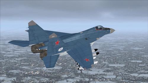 IRIS मिग-29 Fulcrum K नौसेना FSX