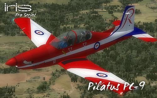 IRIS Pilatus PC-9 FSX & P3D