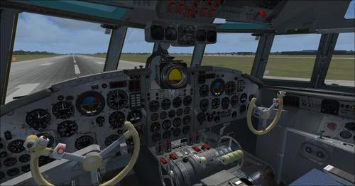 Ilyushin Il-18 FSX & P3D