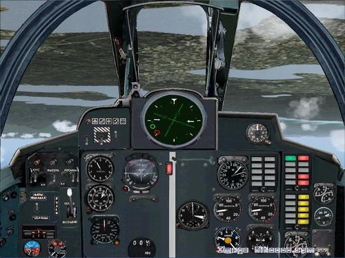 Sukhoi Su-15F FS2004
