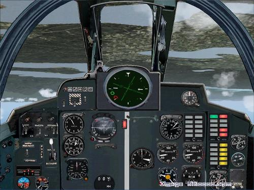 सुखोई एसयू 15F FS2004