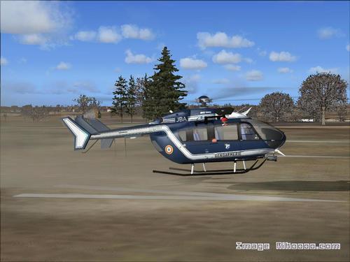 Eurocopter EC-145 French Gendarmerie V3 FS2004