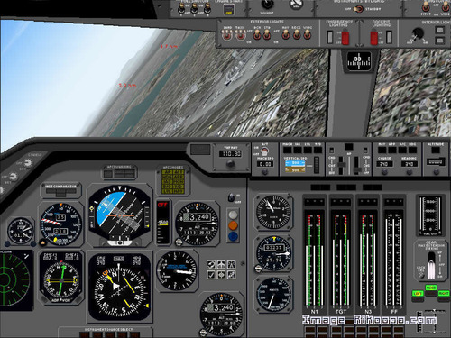 """""""Lockheed L-1011 Tristar FS2004"""