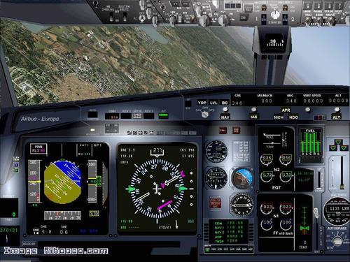 Airbus A320-200 Tropicair FS2004