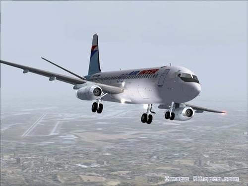 Dassault Mercure 100 FS2004
