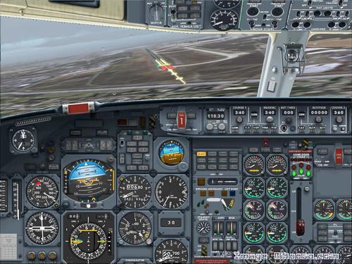 """Dassault"" Mercure 100 FS2004"