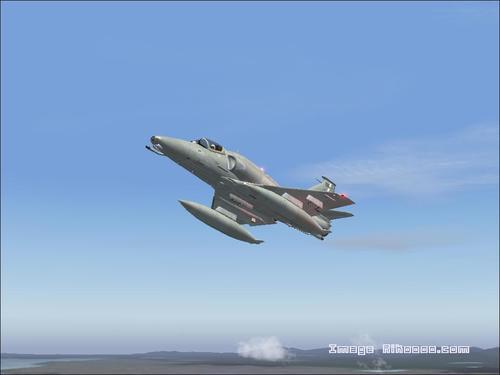 Douglas A4 Skyhawk FS2004