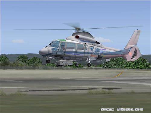 Eurocopter Dauphin AS 365 N2 FS2004