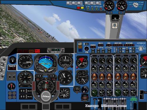 Antonov se-124 Antonov Airline FS2004