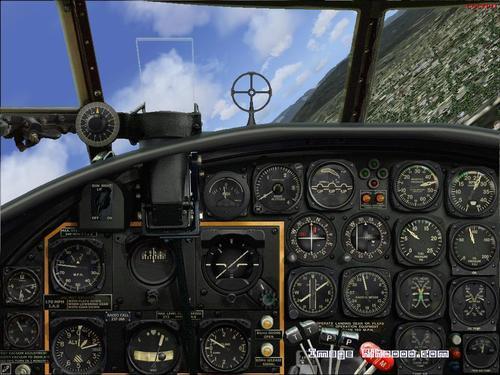 Bombardier wa Amerika ya Kaskazini B25J RAF FS2004