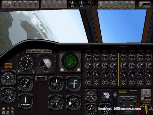 Boeing Bombardier B52 D Stratofortress FS2004