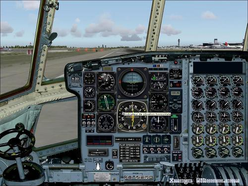 Lockheed C-130 Earcail Simshed FS2004
