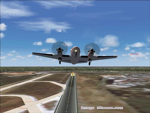 Beechcraft C90 BXP King Air Blackhawk FS2004