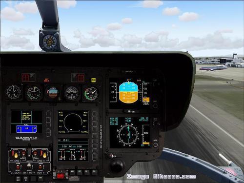 Eurocopter EC 135 T2 Carillon FS2004