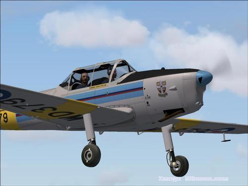 de Havilland Canada DHC-1 Chipmunk FS2004