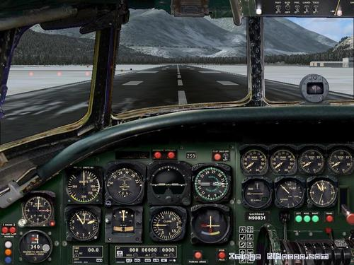 Lockheed Constellation L049A FSX