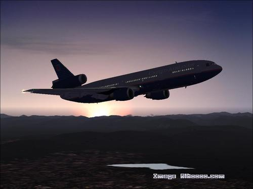 McDonnell Douglas DC-10-30 United Airlines FS2004