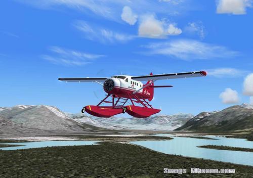 De Havilland DHC-3 Ūdra PZL FS2004