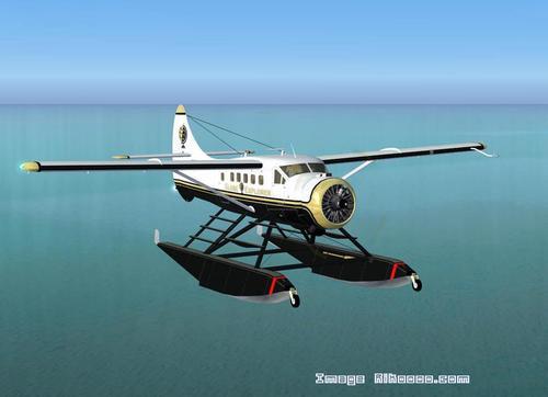 De Havilland DHC-3 Otter PZL FS2004