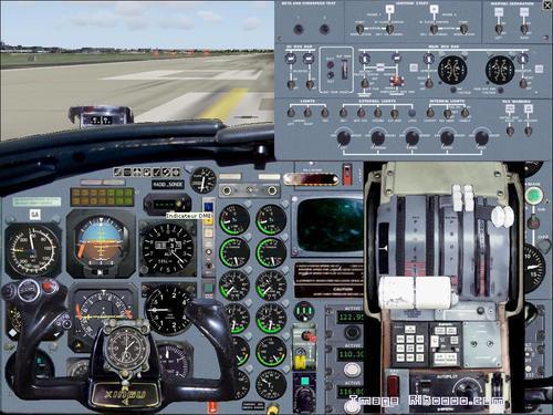 Embraer ЕМБ-121 Ксингу FS2004