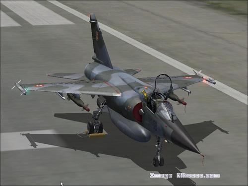 Dassault Mirage F1 FS2004