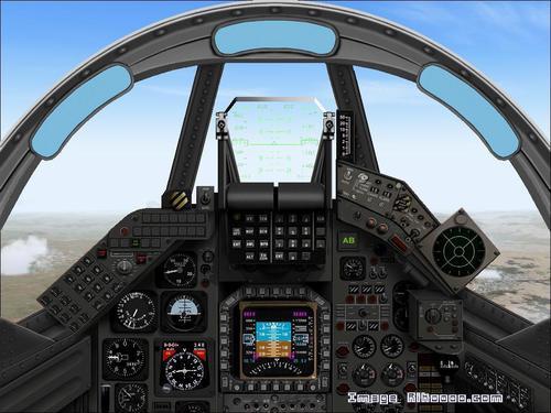 Alpha ဂျက်လေယာဉ် Jaguar ကို FS2004