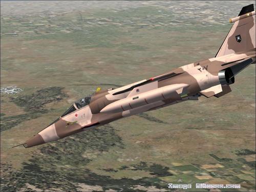 Alpha Jet Jaguar FS2004