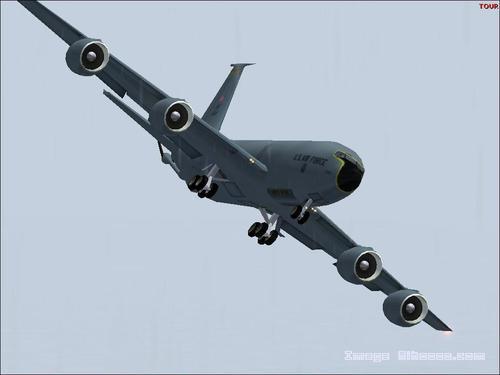 Boeing KC-135T Stratotanker FS2004