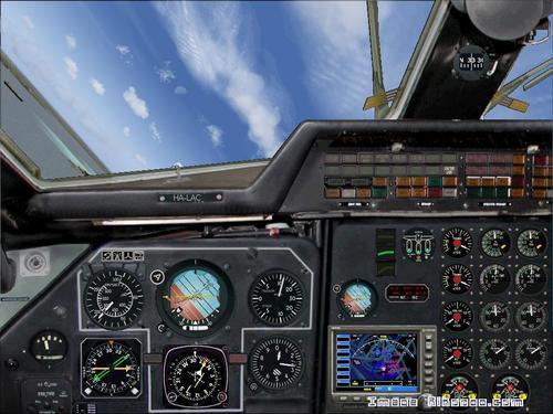 लश्कर एल 410 Turbolet UVP टी FS2004