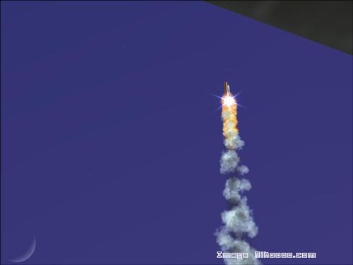Shuttle Launch 06 (2) FS2004