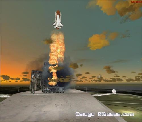 यान प्रक्षेपण 06 (1) FS2004