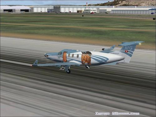 AFG Pilatus PC 12 FS2004