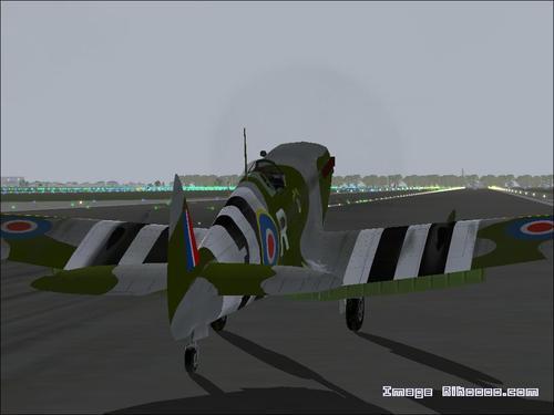D-Day Spitfire MkVIII TGR FS2004