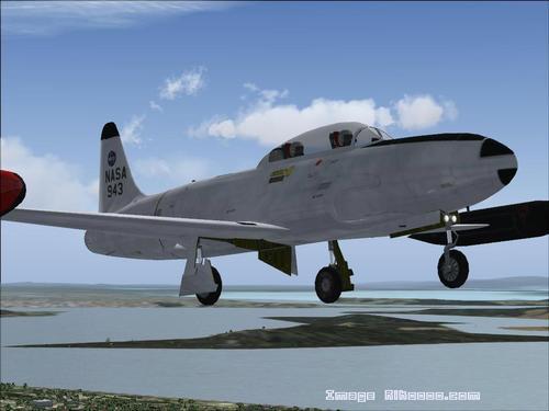 Lockheed Martin T-33 FS2004